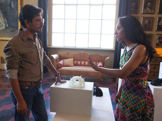 Tannishtha Chatterjee takes 'Roam Rome' to Busan via Bollywood