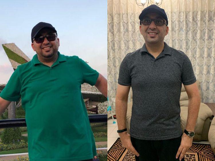 Avant et après Asif