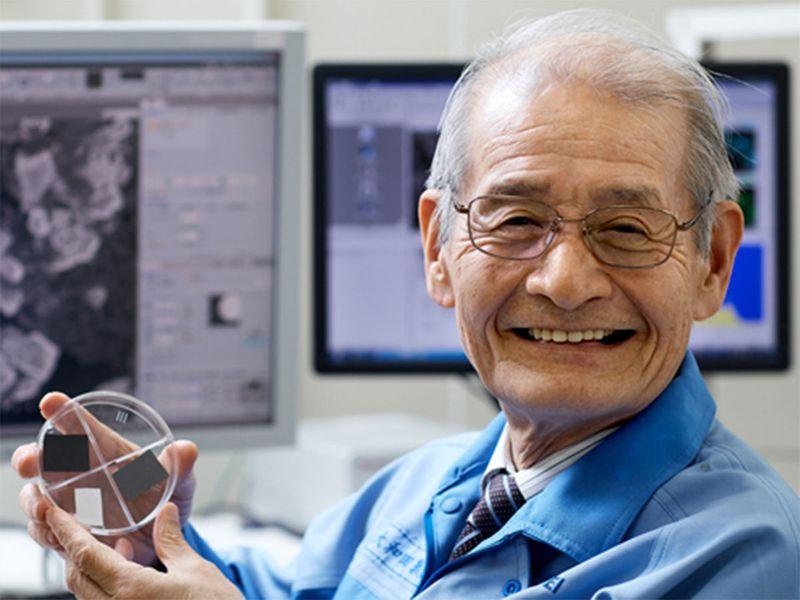 For over 30 years, Japanese inventor Akira Yoshino