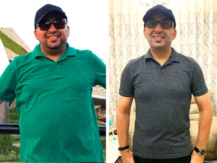 Male weight loss stories before and after