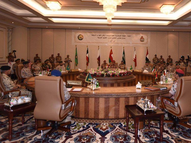 GCC_army_chiefs