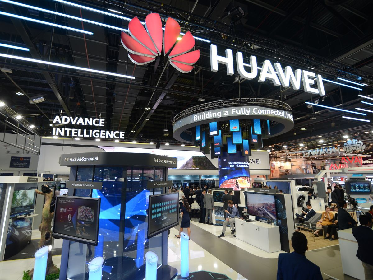 Huawei Innovation Day 1