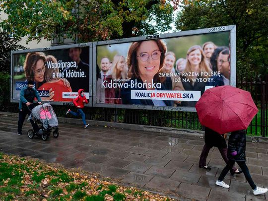 Polls in Poland