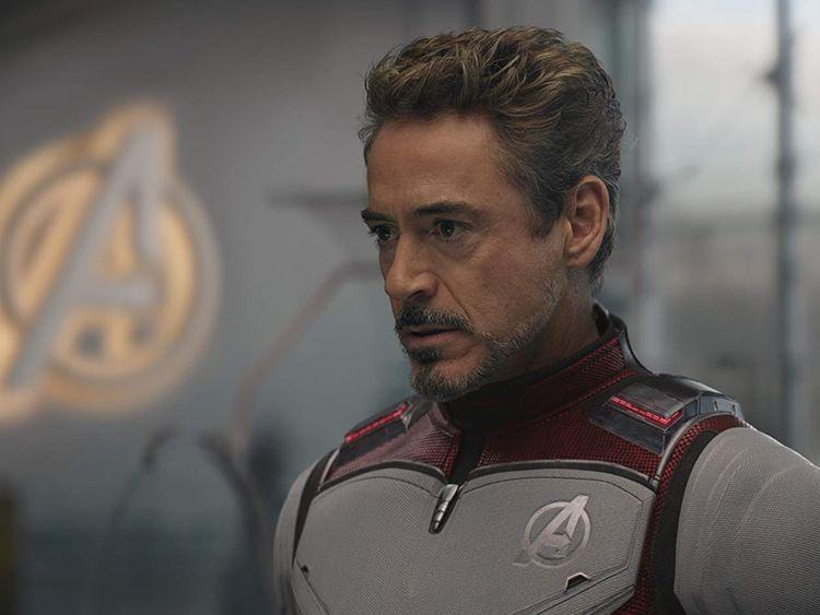 Robert Downey Jr. in Avengers Endgame-1570694087632