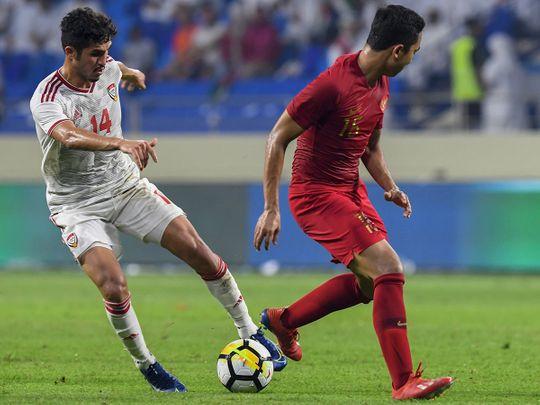 UAE vs Indonesia 20191010