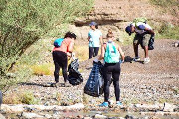 Wadi Shawka Clean up - Image 1-1570719892171