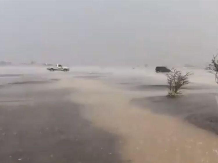 Al Ain Rain 201910