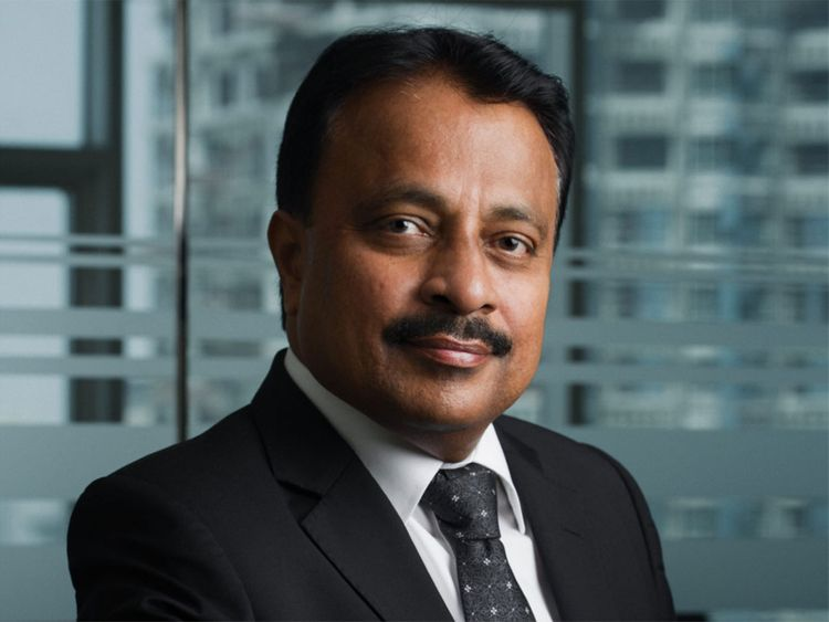 Sudhakar R. Rao, founder and chairman of Gemini Group 01010