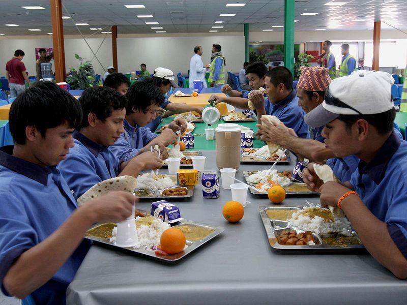 UAE-WORKERS