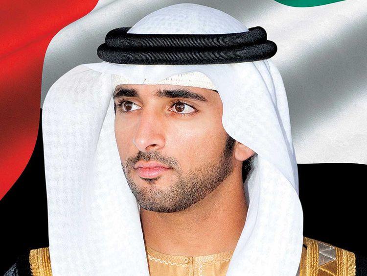 191013 Sheikh Hamdan Bin Mohammed Bin Rashid Al Maktoum protocol picture