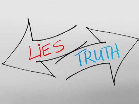 191013 lies vs truth