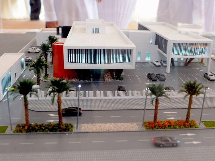Dubai Health Authority Zayed Dialysis Center