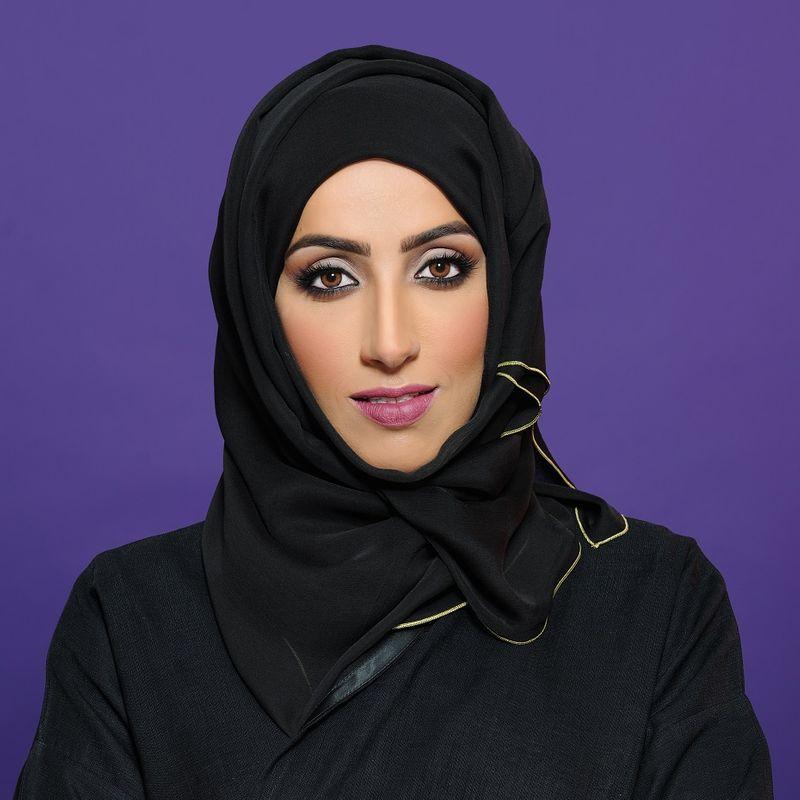 Emirati director and executive producer Nahla Al Fahed.