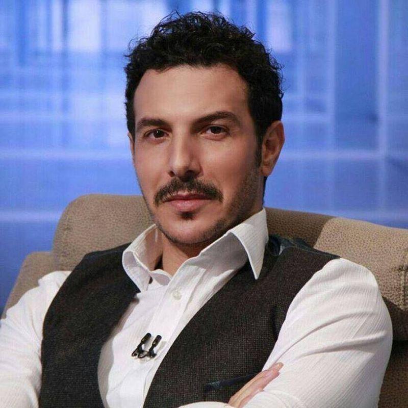 Syrian actor Bassel Khayat.