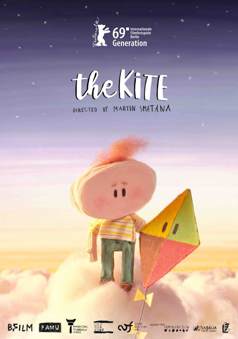 The poster of 'The Kite'.