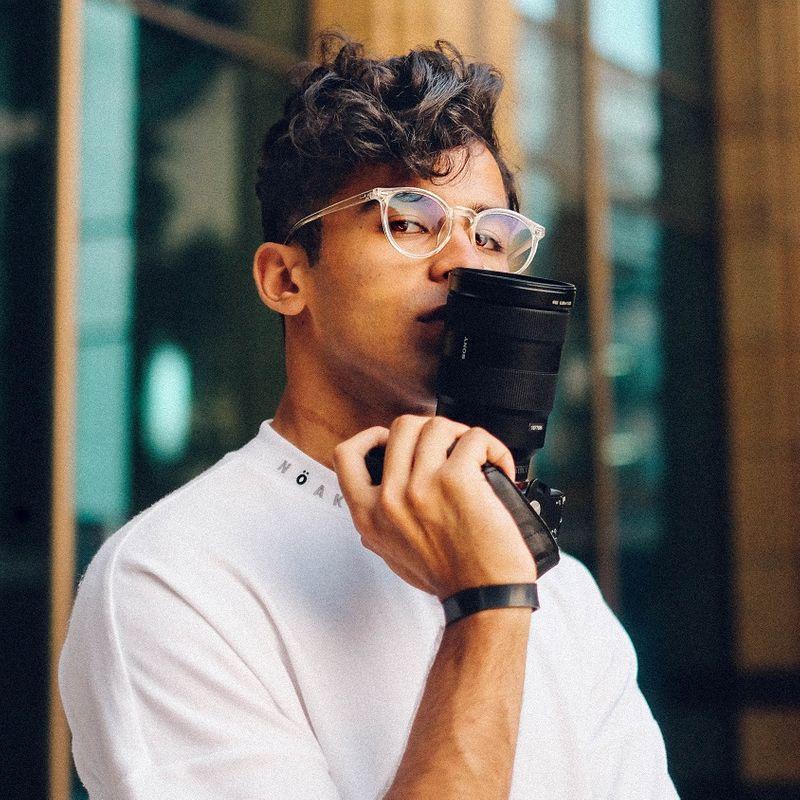 UK content creator Nadir Nahdi.