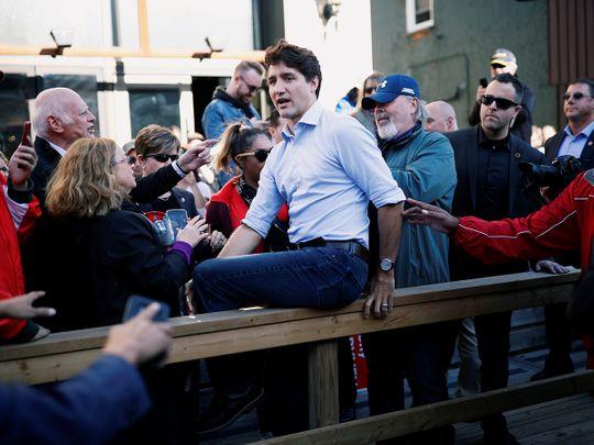 191014 Trudeau