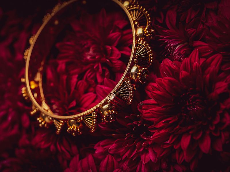 Damas bangle-like bracelet Maharani