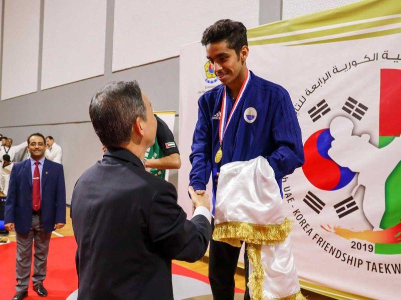 Taekwondo Sharjah