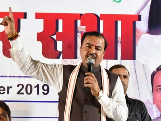 Uttar Pradesh Deputy Chief Minister Keshav Prasad Maurya
