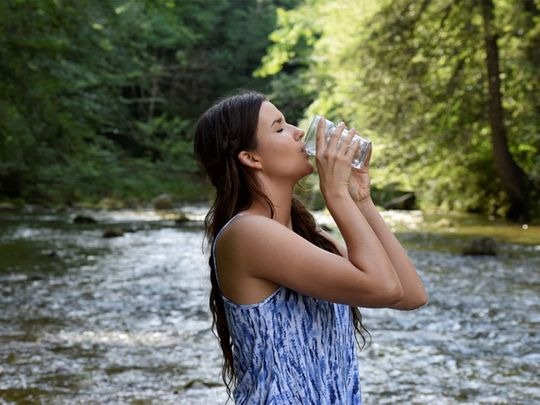 Water isn't best for hydration: Study