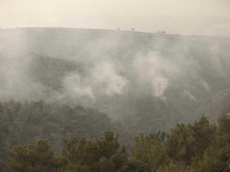 191015 smoke in lebanon fire