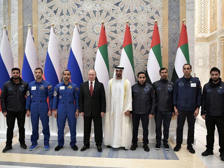 FTC PUTIN UAE ASTRONAUTS-1571153967785