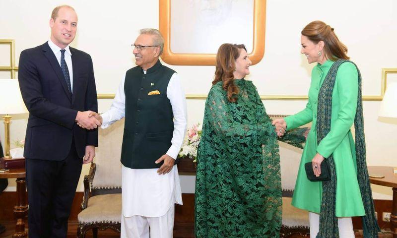 Pakistan president Alvi