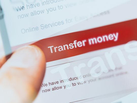Transfer money