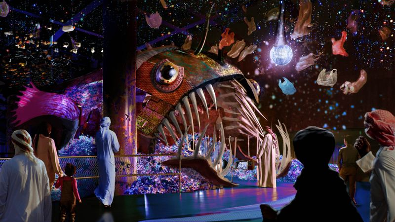 EXPO Sustainability PavilionConsumption Ocean-1571229417731