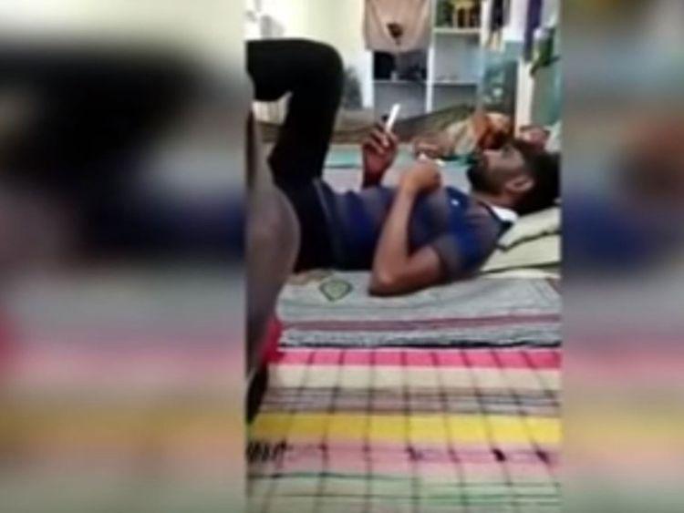 Jodhpur jail viral video