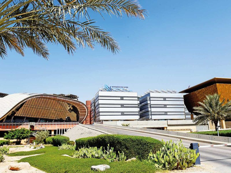 University of Artificial Intelligence launched in Abu Dhabi | Uae – Gulf  News