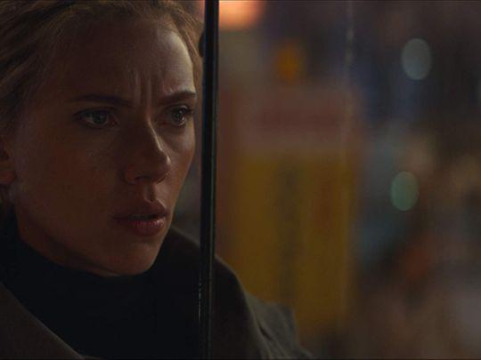 Scarlett Johansson in Avengers Endgame-1571210808848