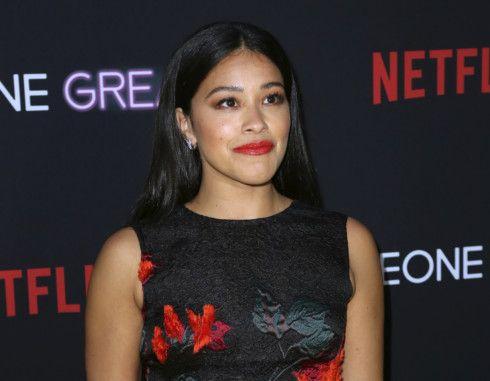 Gina Rodriguez Apologises For Singing N Word Lyric Hollywood Gulf News