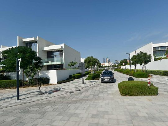 Villas in District One at Mohammed Bin Rashid City