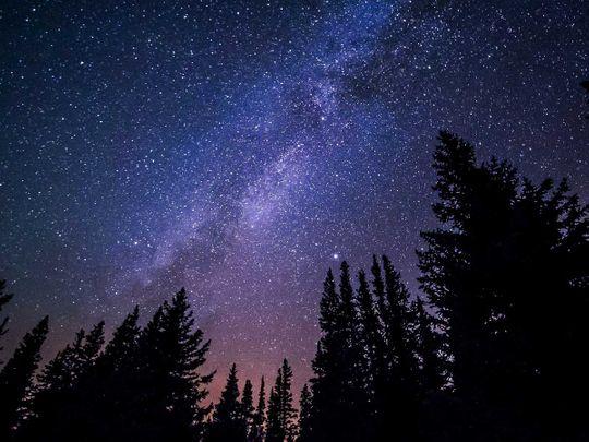 night sky generic
