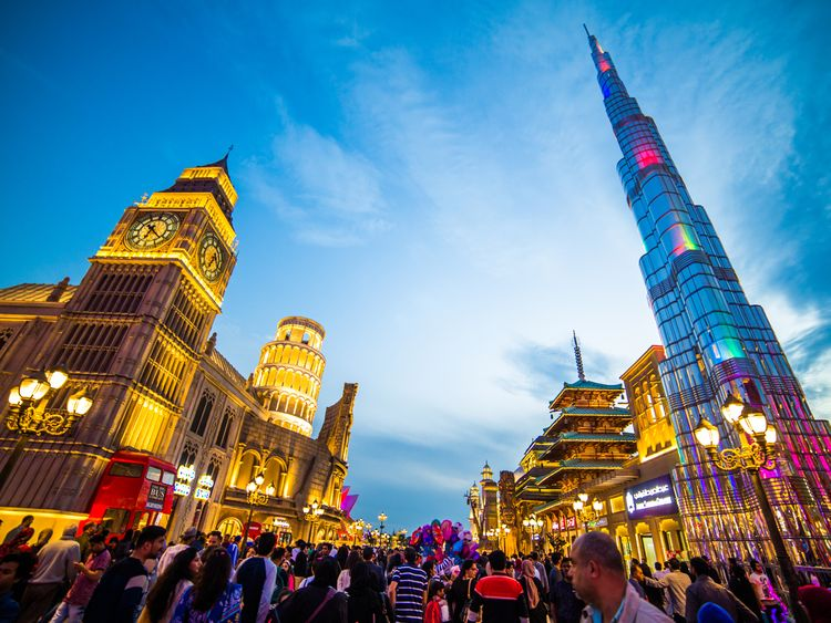 Image result for Global Village is another shopping place you can't miss in Dubai.