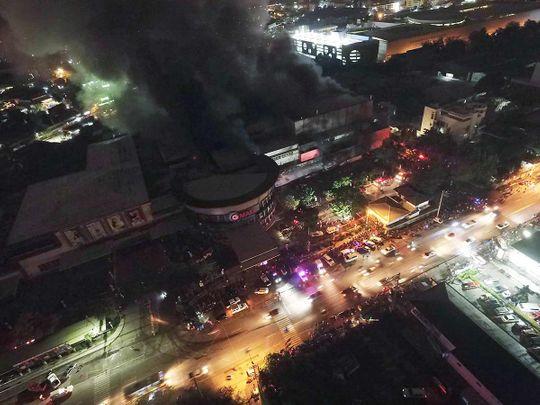 Quake Philippines