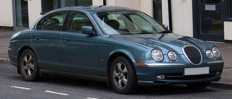 WEB 191016 Jaguar S-Type (1999 to 2008)-1571305771263