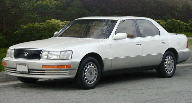 WEB 191016 Lexus LS400 (1992 to 2000)-1571305769123
