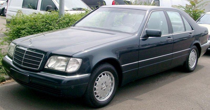 WEB 191016 Mercedes Benz S Class (1991 to 1998)-1571305767081
