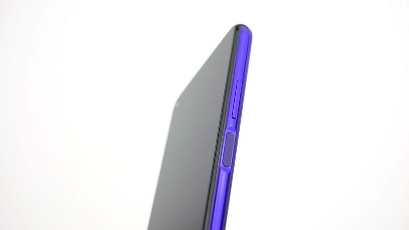 Huawei nova 5T Fingerprint