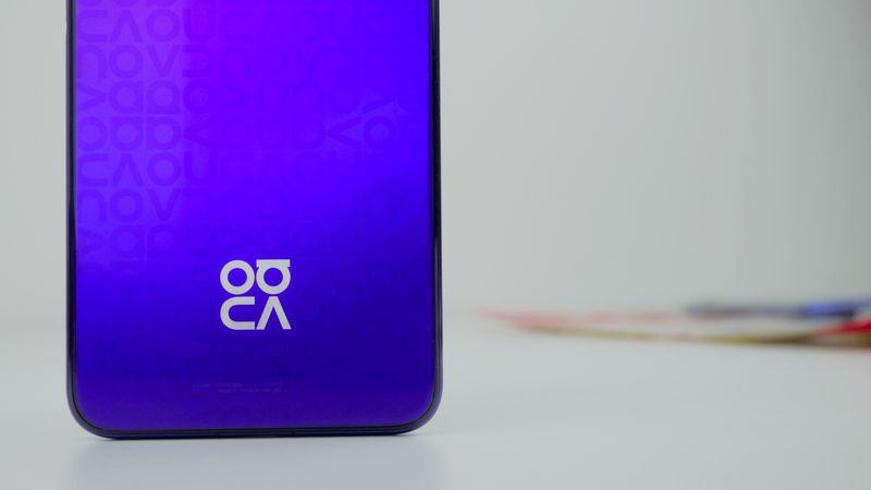 Huawei nova 5T back