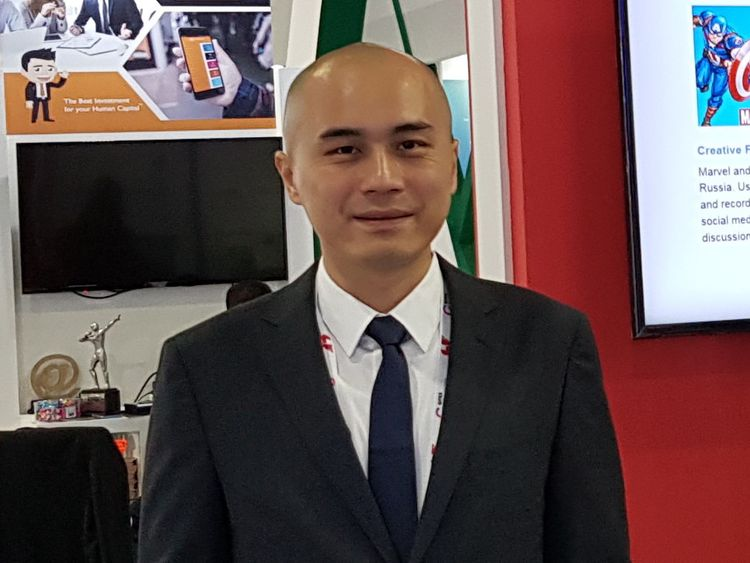 Jackson Lieu, head of Middle East, North Africa and Europe, BIGO Technology-1571398018883