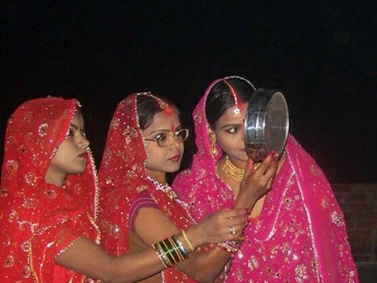 Three sisters and a husband