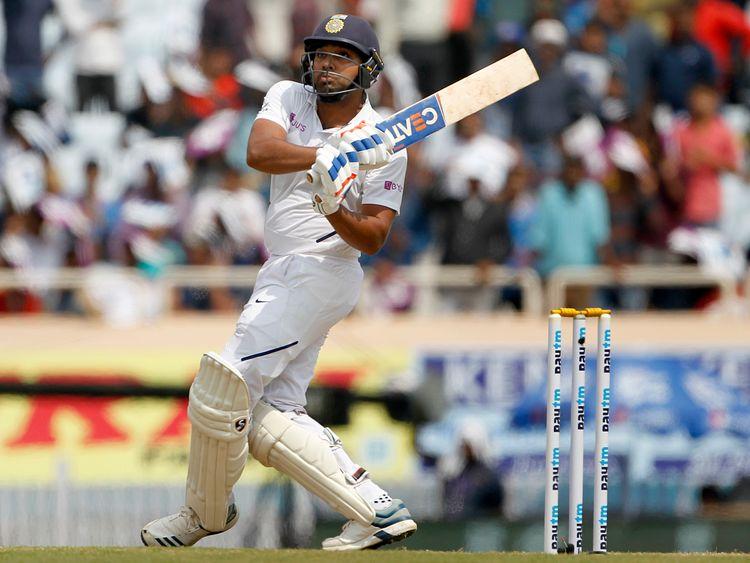 Cricket-Rohit