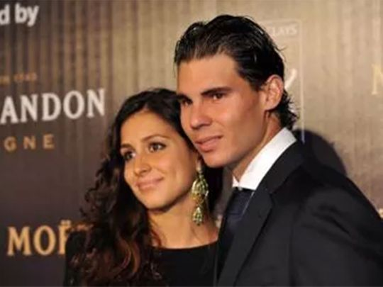 Rafael Nadal Marries Partner Of 14 Years Xisca Perello Sport Gulf News
