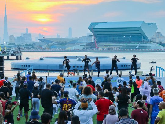 Dubai Fitness Challenge What You Need to Know
