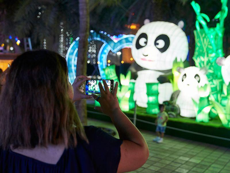 Dubai Garden Glow 2019