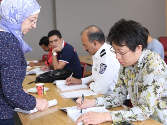 NAT Learning Arabic class5-1571567674196
